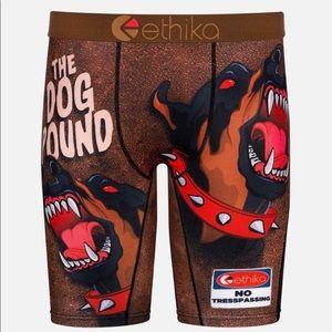 """Ethika """"The Dog Pound"""" Boxer Brief"""